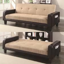 Microfiber Futon Couch Microfiber Futon Sofa Bed Sears