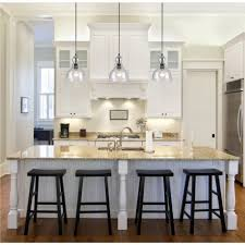 Contemporary Island Lighting Single Island Pendant Lights Hanging Contemporary Kitchen