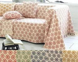 plaide pour canapé plaid de protection canape jetac imprimac tissage nattac plaid de