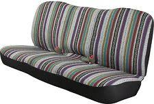 Auto Expressions Bench Seat Covers Saddle Blanket Seat Cover Ebay