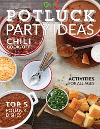potluck party ideas evite