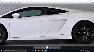 Lamborghini Gallardo Models - model a lamborghini gallardo lp560 4 in blender tutorial part 20