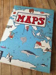 Map Book The Blue Barn Creating Maps