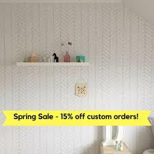 removable wallpaper herringbone wallpaper wallpaper