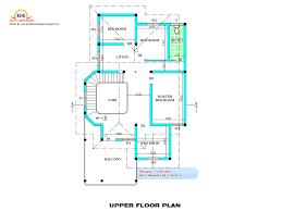 kerala house plans for sqft 3bhk single floor designing home plan