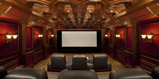 Home Theater Design Los Angeles Audio Visions Larussa Design Group In Los Angeles California