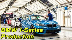 bmw manufacturing plant in india bmw 1 series factory tour production start to finish at plant