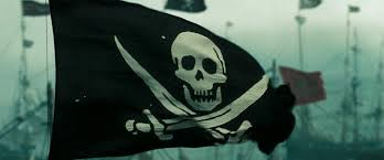 Picture Of A Pirate Flag Jolly Roger Flag Potc Wiki Fandom Powered By Wikia