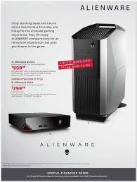 amazon alien ware black friday alienware black friday 2017 deals sales and ads black friday