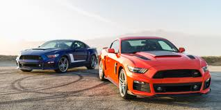2015 Muscle Cars - 2016 roush stage 3 mustang