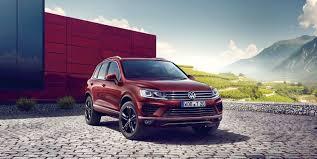 Future Vw Touareg Volkswagen Launches Touareg Executive Edition In Europe