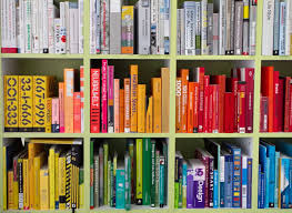 Book List Books For Children My Bookcase Arranging Your Books By Color Is Not A Moral Failure