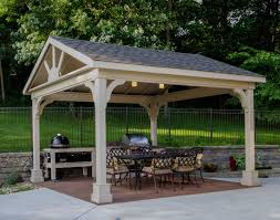 Gazebo Fire Pit Ideas by Simple Gazebo With Fire Pit Fire Pit For Your Home Pinterest