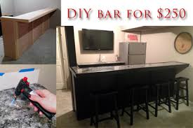 Cost To Build A Bar In Basement by Homey Design How To Build A Bar In Your Basement 33 Best Backyard