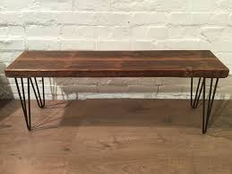 autumn sale industrial copper hairpin legs 4ft reclaimed old oak
