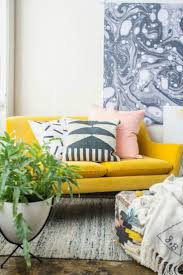 51 best yellow sofa images on pinterest modern sofa yellow sofa