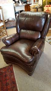 tilt back chair with ottoman h m austin tall tilt back chair and ottoman