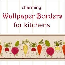 kitchen wallpaper borders ideas 20 best the search for 6 75 kitchen wallpaper border for 8416