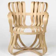 Check Armchair Cross Check Armchair Knoll 1989 91 Bent Laminated Maple By