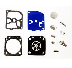 zama rb 89 carburettor carb repair kit diaphragm gasket needle