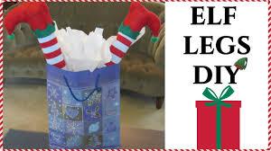 elf legs diy dollar tree for 3 youtube