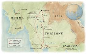 Thailand tour 15 day small group trip overseas adventure travel