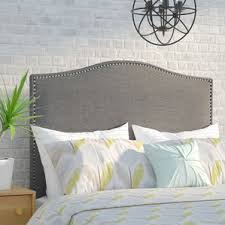 Queen Headboard Upholstered by Queen Upholstered Headboards You U0027ll Love Wayfair