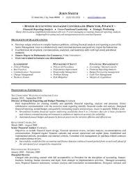 Accounting Controller Resume Sample Resume For Accounting Accountant Resume Sample And Tips
