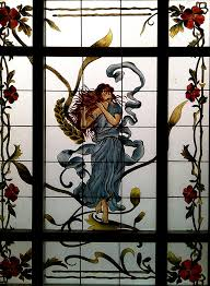 art house has been internationally recognized for our mastery of the art of painting and firing glass pieces for inclusion in stained glass panels