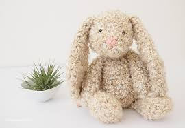 stuffed bunny ravelry classic stuffed bunny pattern by chiwei ranck