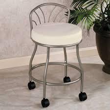 vanity chairs for bedroom flare back powder coat nickel ideas also stunning bedroom vanity