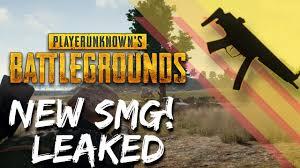pubg new update pubg new smg leaked september update new gun new maps youtube
