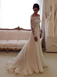 lace wedding dresses with sleeves no more stress for buying vintage wedding dresses styleskier com