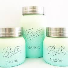 ball mason ball mason jar canister set unpolished pretty