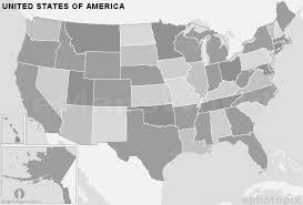 united states map black and white usa states outline map black and white states outline map of usa