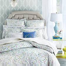 amazon com yves delorme beaucoup queen sheet set floral print 100