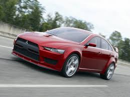 mitsubishi lancer concept evolution xi cars pinterest