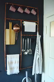 küche aufbewahrung make it boho einrichtung diy und dekoration diy kupferrohr