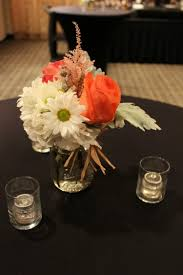 cocktail table centerpieces wedding wednesday hotel zaza posh floral designs