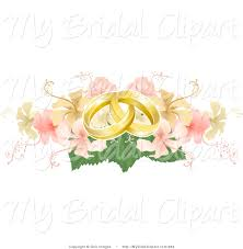 wedding flowers clipart royalty free stock bridal designs of flowers