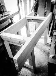 workbench build and workbench height u2013 bearded witch woodworking