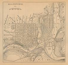 Maps Pennsylvania by Lehigh County Pennsylvania Maps And Gazetteers