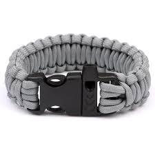 survival bracelet whistle buckle images 550 parachute cord emergency military survival jpg