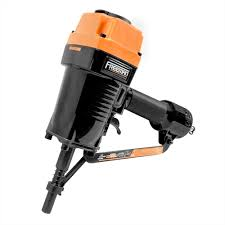Bostitch Engineered Flooring Stapler by Husky 18 Gauge L Cleat Flooring Nailer Hd18glcn The Home Depot