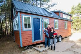 Tiny House Septic System by Hogan Tiny House Family Interview And Tour