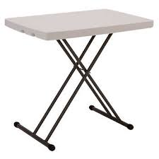 lifetime 6 commercial grade stacking folding table select color folding tables costco