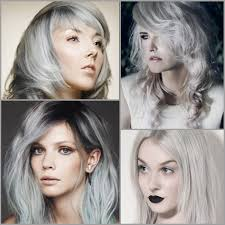from our archives inspirational hair color u2013 silvery shades of