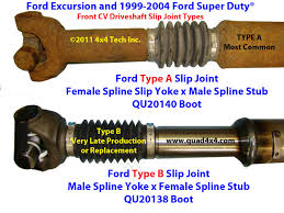 2000 ford explorer joint replacement tk3102 torque king 4x4