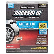 Rustoleum Epoxy Basement Floor Paint by Rocksolid Brand Page