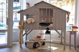 chambre d enfant but lit cabane enfant but avec chambre d enfant les lits cabanes idees